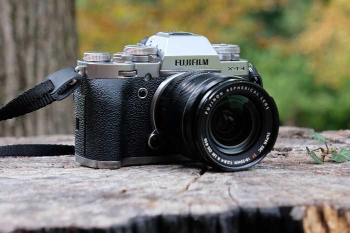 FujifilmX-T3ファームウェアのダウンロード