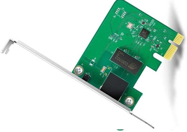 TP-Link 1000BASE-T対応PCI-E バス用ギガビットLANアダプター TG-3468ドライバ