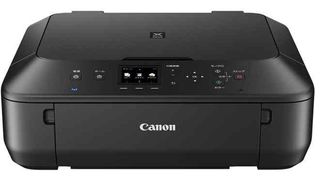 Canon Pixus MG5530ドライバーのダウンロード