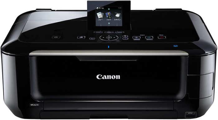 Canon Pixus MG6230ドライバーダウンロード