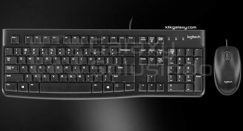 Logitech MK120ドライバーとソフトウェアのダウンロード