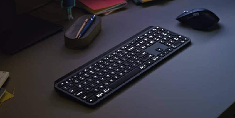 Logitech MX Keysドライバーのダウンロードとソフトウェア
