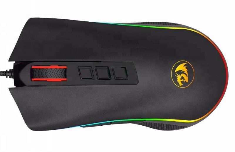 Redragon M711 Cobraドライバーダウンロード+マニュアル