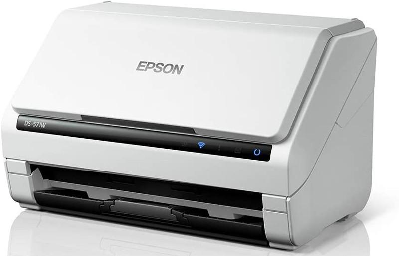 Epson DS-571Wドライバーダウンロード